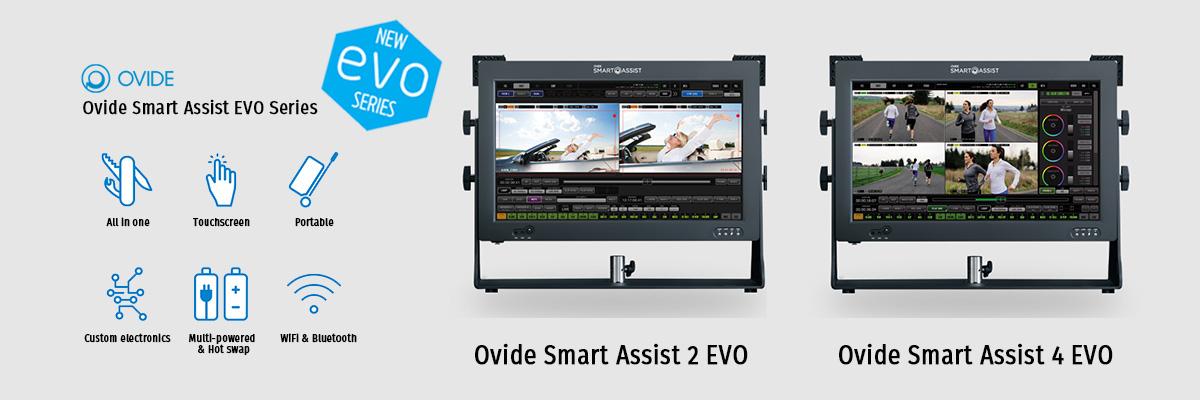 OVIDE SmartAssist evo4/evo2 レンタルキット